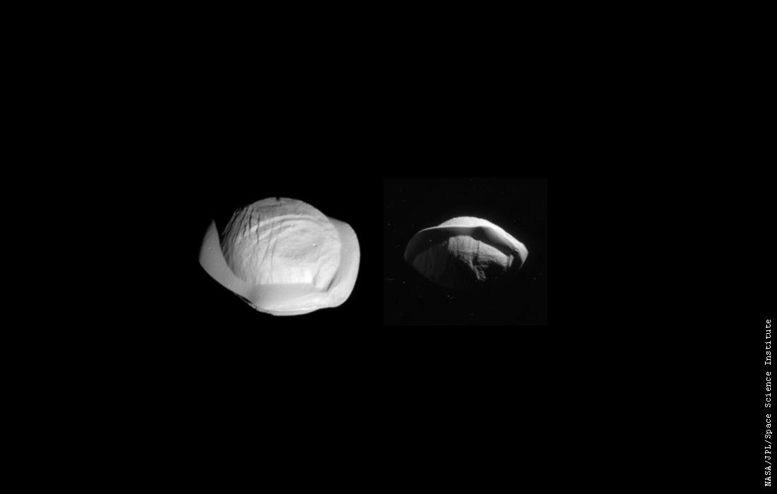 фото космического объекта виде пельмени утро магуайр