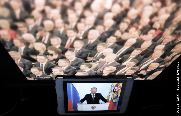 Деофшоризация в посланиях Путина: пряник, кнут, пряник