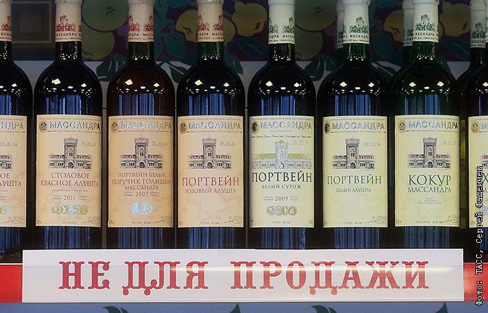 Крым задумался об ограничении вывоза своей продукции в регионы России