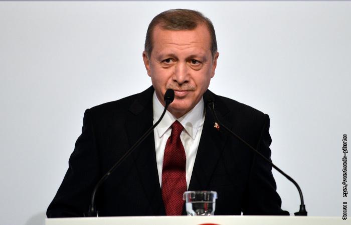 Эрдоган объяснил размещение турецких войск в Ираке