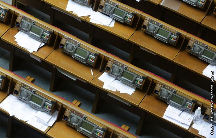 Правящая коалиция украинской Рады оказалась на грани распада