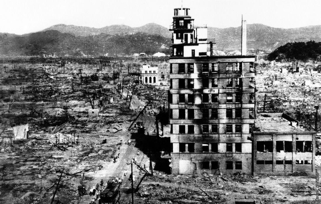 хиросима и нагасаки фото в настоящее время был известен своим