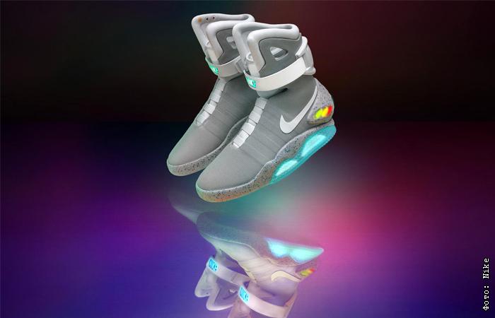c9464371 Nike выпустила 89 пар самошнурующихся кроссовок из фильма