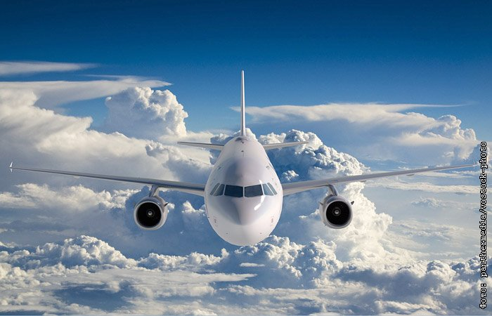 Самолет НАТО в небе над Балтикой опасно сблизился с пассажирским ...