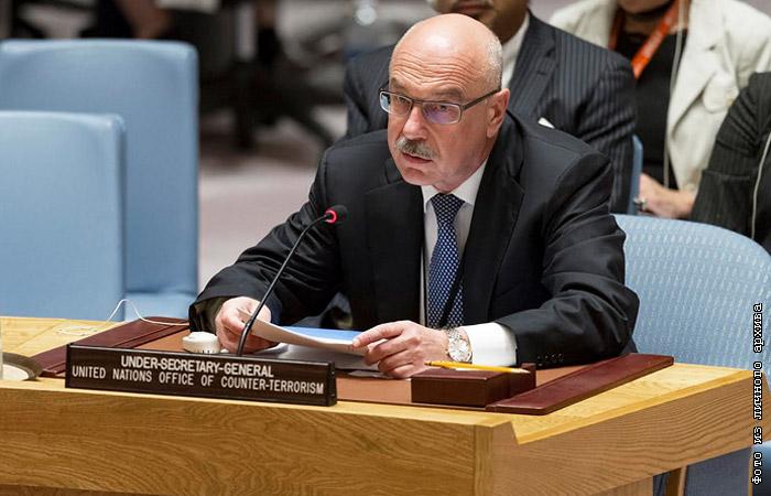 Владимир Воронков  разногласия по поводу определения терроризма накаляют  ситуацию в ООН 976ac381e434f