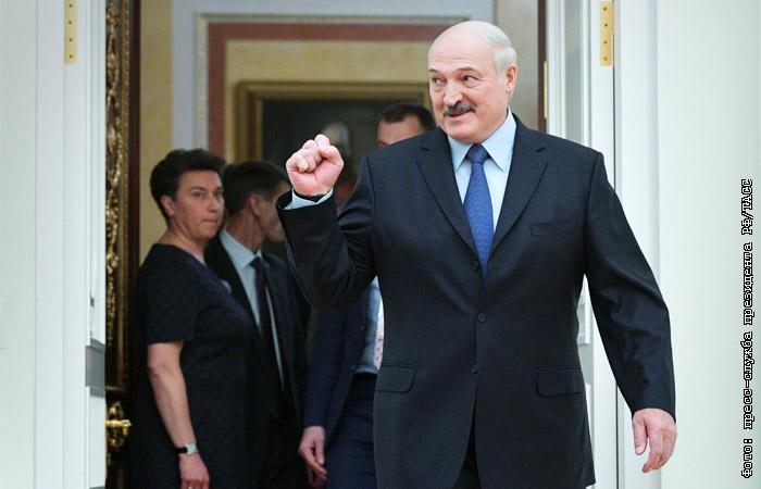 Россия и Белоруссия создадут рабочую группу по вопросам цены на газ и налогового маневра