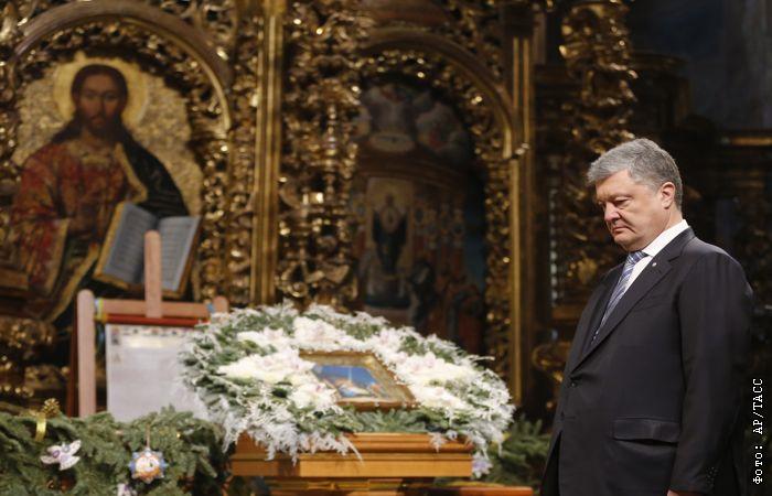 Православная церковь в Америке отказалась признавать новую церковь Украины