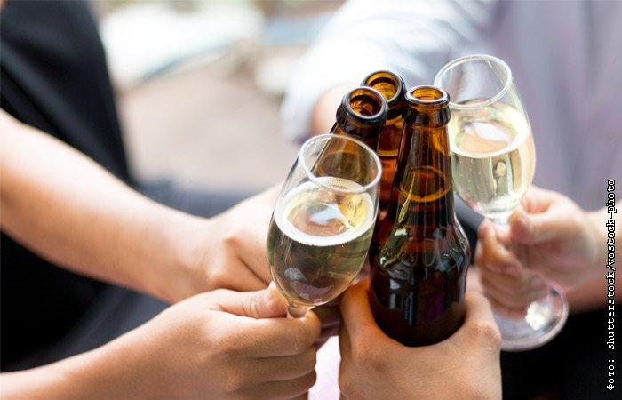 Похмелье после вина алкоголизм значение