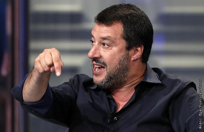 """Украинцы могли готовить покушения на вице-премьера Италии с помощью ракеты класса """"воздух-воздух"""""""