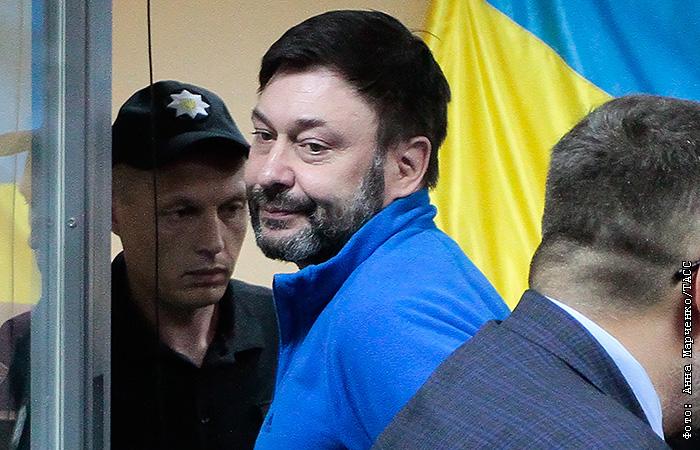 Суд в Киев продлил арест Кириллу Вышинскому до сентября