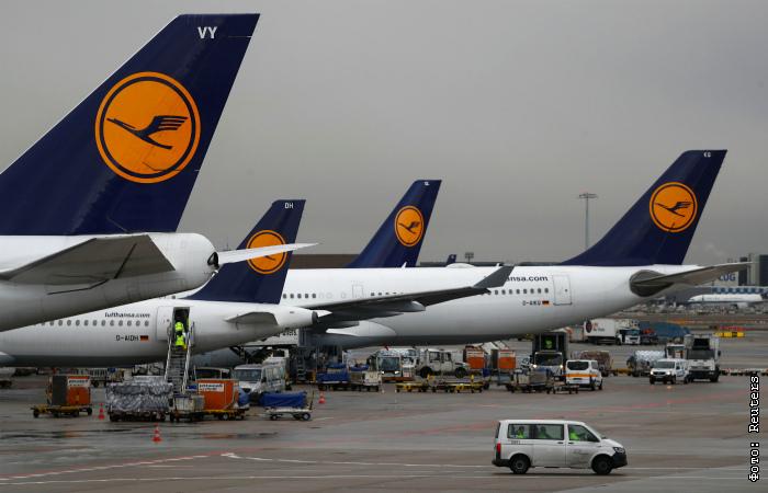 Lufthansa вслед за British Airways приостанавливает полеты в Каир
