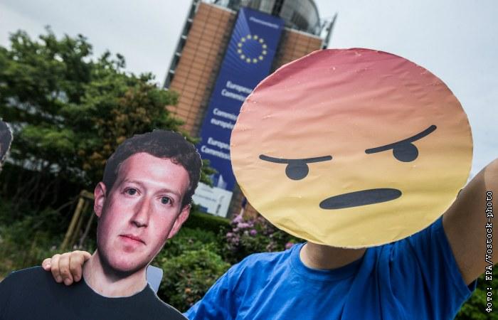 Facebook расшифровывала аудиосообщения пользователей