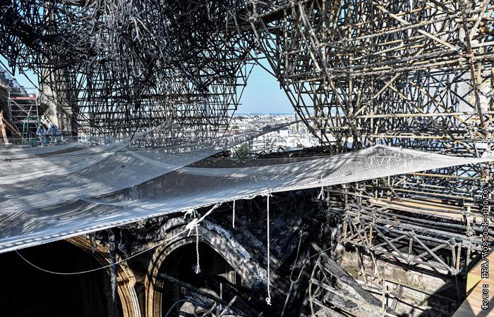 Ринкевич о пожаре в Париже: такие же чувства посещали меня 6 лет назад в Риге