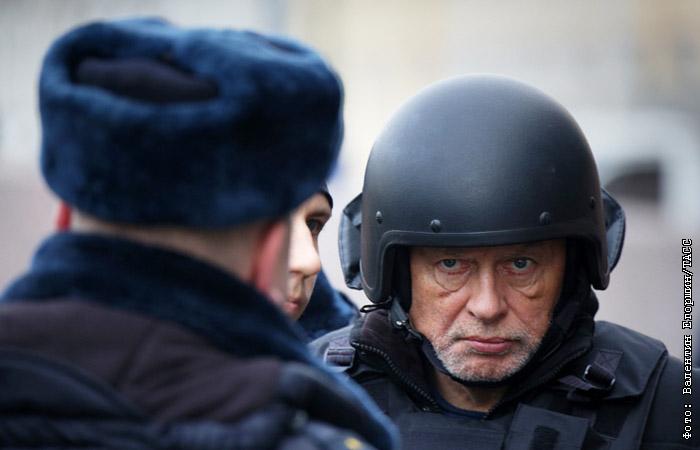 Историк Соколов не подписал жалобу защиты на его арест