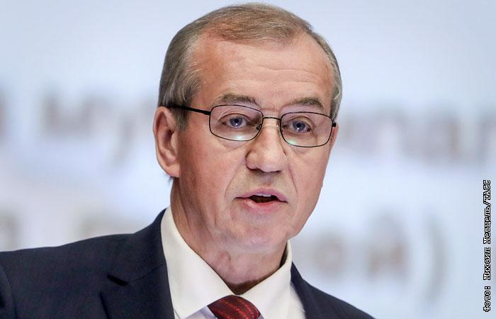 Игорь Орлов ушел в отставку и назначен и. о. губернатора