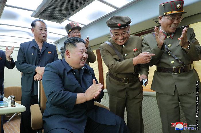 Южная Корея вычислила, что именно испытывала КНДР - Cursorinfo: главные новости Израиля