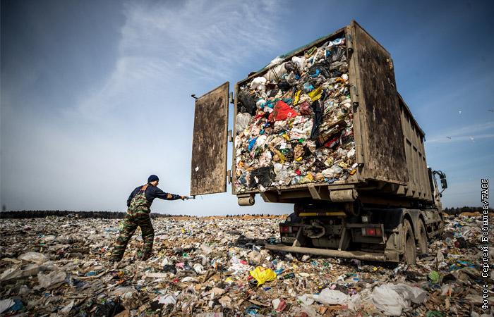 Власти Москвы не включили Шиес в список регионов для вывоза мусора