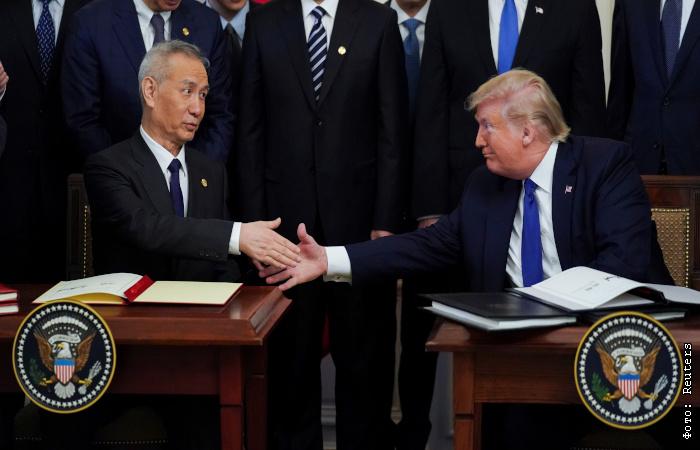 Трамп призвал Всемирный банк прекратить выдавать кредиты Китаю