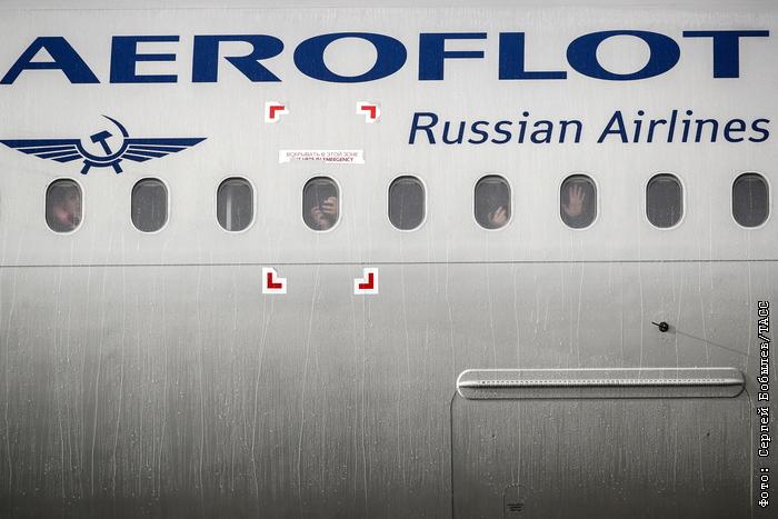 Самолет «Аэрофлота» совершил вынужденную посадку в Казани из-за больного пассажира