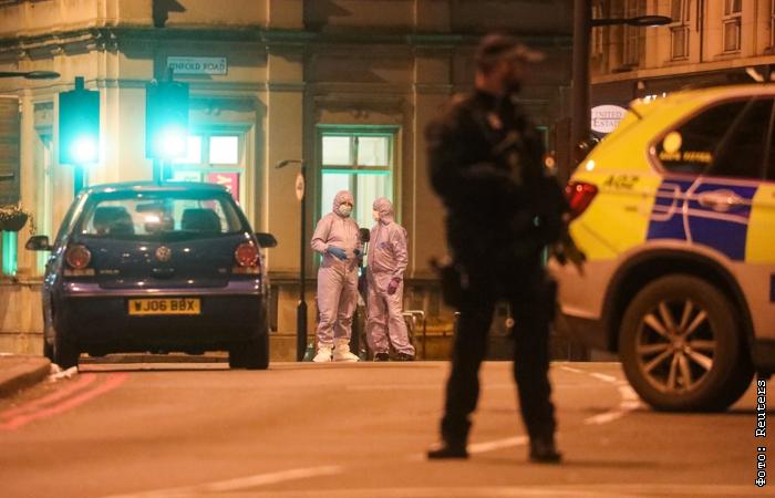 Борис Джонсон прокомментировал теракт в Лондоне