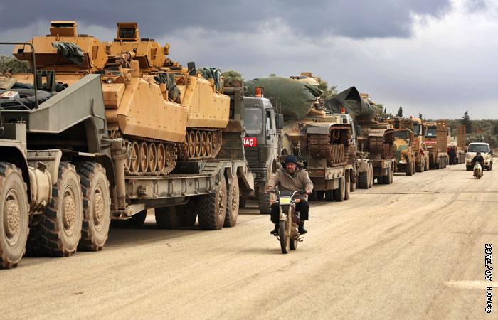 Масштабный удар: Турция сообщила об уничтожении 101 цели на позициях сирийской армии