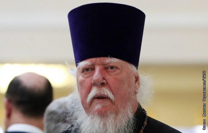 Соловьев прокомментировал слова протоиерея о гражданских женах и проститутках