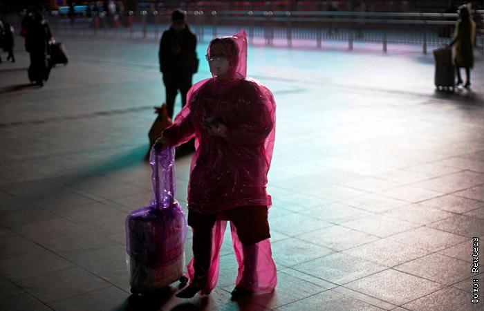 Гражданам Китая с 20 февраля запрещается въезжать в Российскую Федерацию
