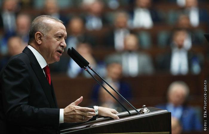 """""""В любой момент"""": Эрдоган заявил о готовности начать операцию в Идлибе"""