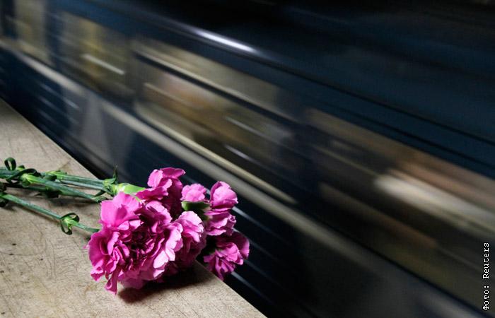 Предварительная версия гибели женщины в минском метро - суицид
