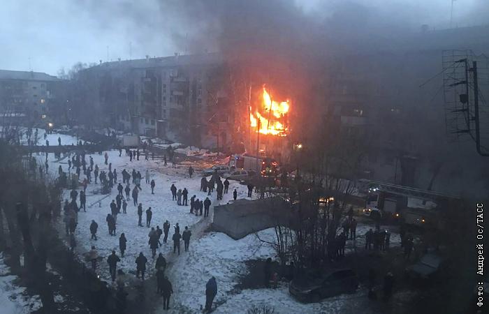 В Одессе произошел пожар в жилом доме