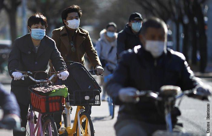 Китай начал публиковать данные о бессимптомных носителях коронавируса