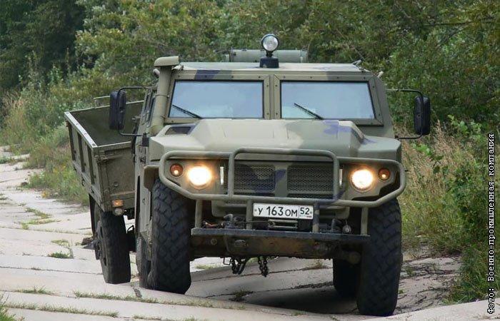 В РФ создали броневик для безопасного передвижения во время пандемии COVID-19