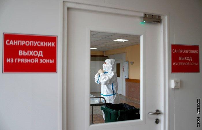 07.04.2020 11:18 За сутки в России подтверждено 1154 случая заражения коронавирусом