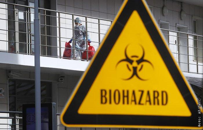 В Боткинской больнице Петербурга оказался 131 медик с коронавирусом