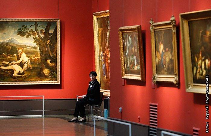 Любимова: сокращений музейных сотрудников в возрасте 60 лет и старше не планируется