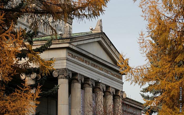 715477 - Посещаемость Пушкинского музея сократится в 4 раза из-за профилактики COVID-19