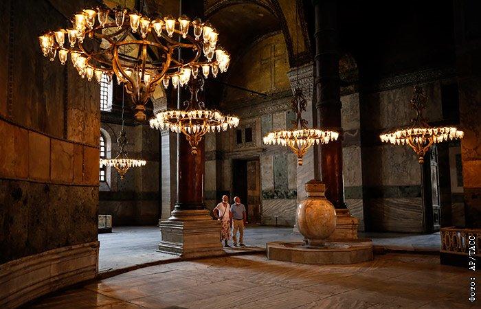 Помпео призвал власти Турции сохранить музейный статус собора Святой Софии