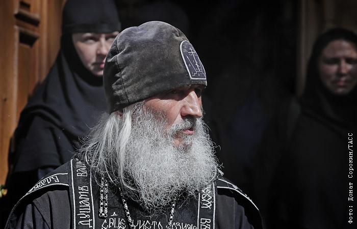 Захваченный отцом Сергием монастырь освободили