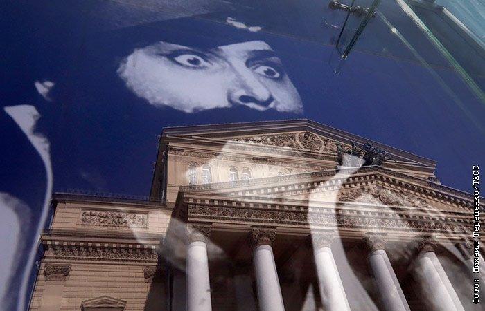 Московские театры откроют 1 августа