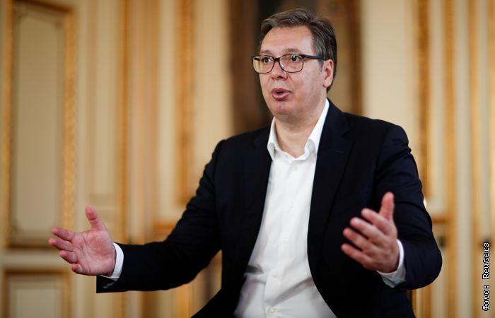 """Президент Сербии опроверг утверждения о """"российском следе"""" в протестах"""