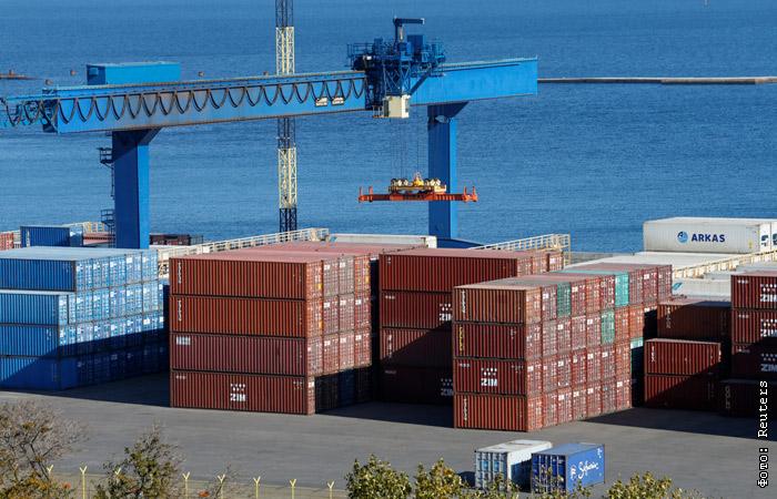 Грузооборот портов Балтийского и Азово-Черноморского бассейнов сравнялся
