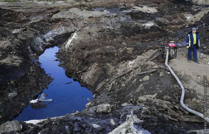 """Прокуратура проверяет данные о сбросе сточных вод на руднике """"Норникеля"""""""