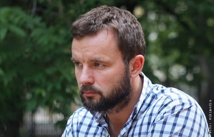 Задержанного в Белоруссии политтехнолога Виталия Шклярова обвинили в подготовке беспорядков