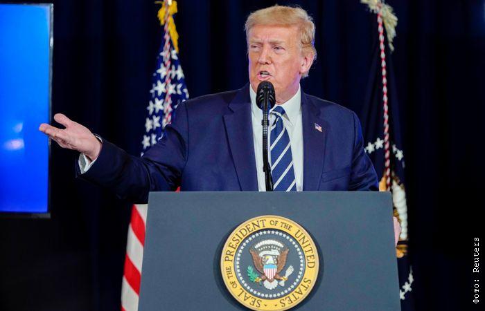 03:43, 8 августа 2020 Трамп заявил, что Россия не хочет его переизбрания