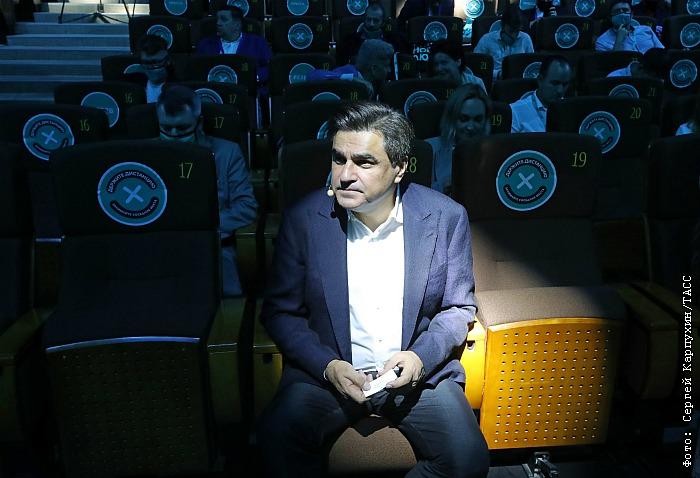 """Председателем партии """"Новые люди"""" избран ее основатель Алексей Нечаев"""