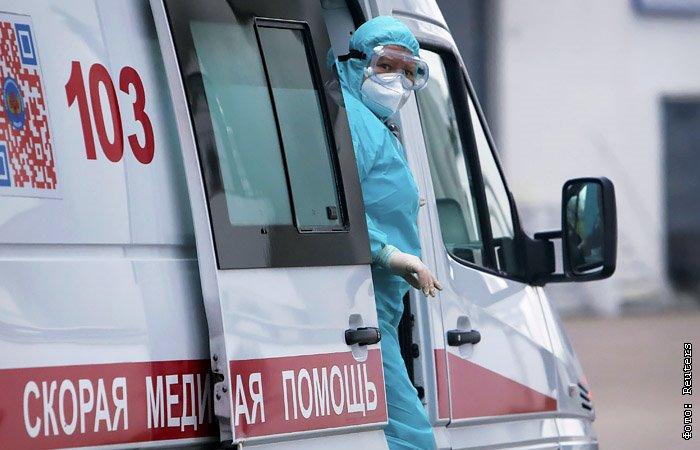 В России за сутки выявлено более 25 тыс. случаев заражения COVID-19