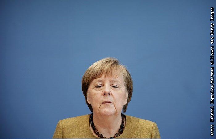 """В Германии осудили США за санкции против """"Северного потока-2"""""""