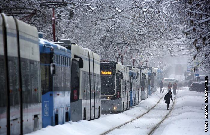 Уточненный прогноз: в первой половине следующей недели ожидаются сильные снегопады