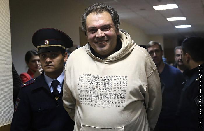 Австрия поместила под арест экс-чиновника Минкультуры Мазо для выдачи России