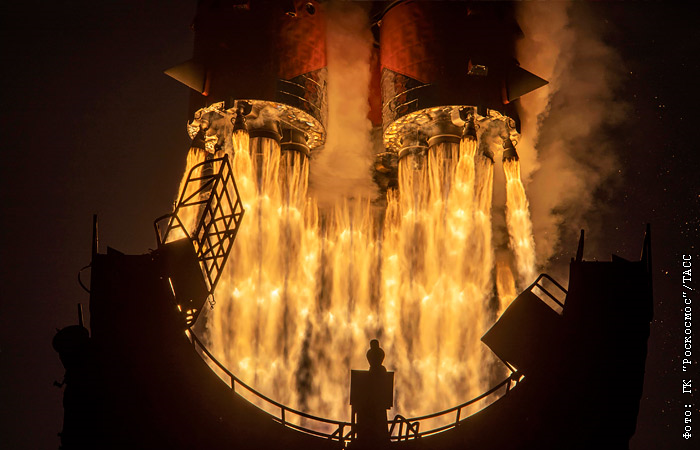 759553 В России могут создать ракету грузоподъемностью до 200 тонн
